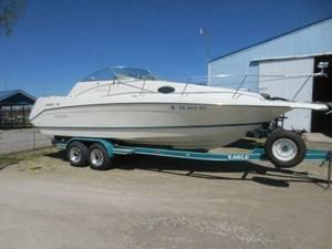 Used Rinker 260 Aft Cuddy Cabin Boat For Sale