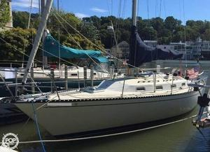 Used Tartan 34-2 Masthead Sloop Sailboat For Sale
