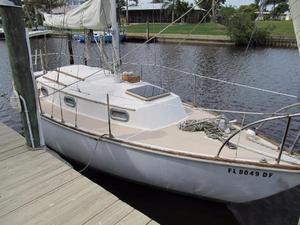 Used Cape Dory Sloop Sailboat For Sale
