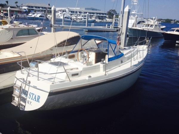 Used Contest Usa Center Cockpit Sailboat For Sale