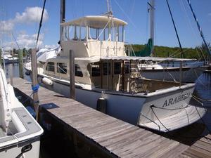Used John Alden Motorsailer Sailboat For Sale