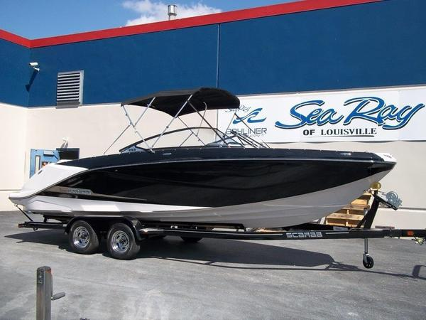 New Scarab Jet Boat For Sale
