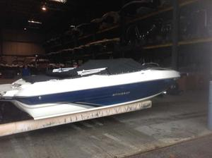 Used Stingray 208 LR Runabout Boat For Sale
