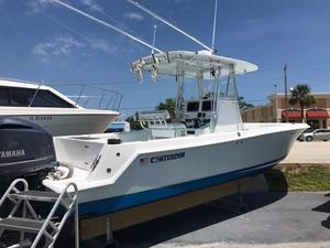 Used Contender 28 Sport Sports Fishing Boat For Sale