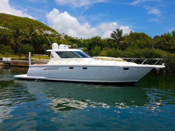 Used Tiara 44 Sovran Express Cruiser Boat For Sale
