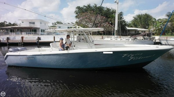 Used Sailfish 3006 CC Center Console Fishing Boat For Sale