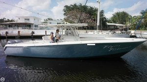 Used Sailfish 30-06 CC Center Console Fishing Boat For Sale
