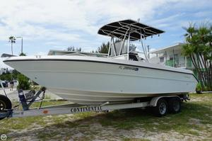 Used Sea Ray 230 Laguna Center Console Fishing Boat For Sale
