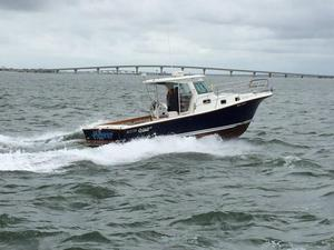 Used True World Marine 288 Saltwater Fishing Boat For Sale