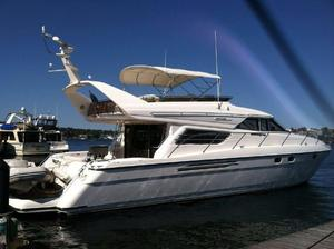 Used Princess Pilothouse 60 Pilothouse Boat For Sale