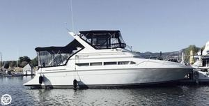 Used Carver 380 Santego Express Cruiser Boat For Sale