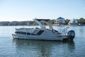 Used Berkshire 250 Sport Premium Pontoon Boat For Sale