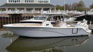 New Sea Fox 328 Commander Center Console Fishing Boat For Sale