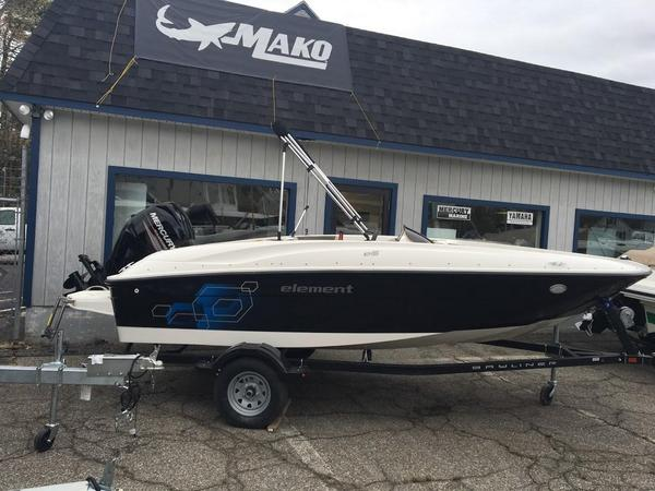 New Bayliner 160 Element Center Console Fishing Boat For Sale