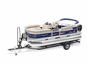 New Suntracker PARTY BARGE 18 Pontoon Boat For Sale