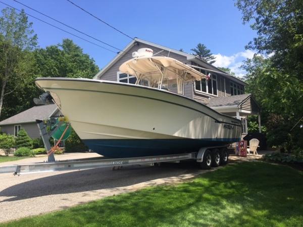 Used Grady White 306 Bimini Saltwater Fishing Boat For Sale