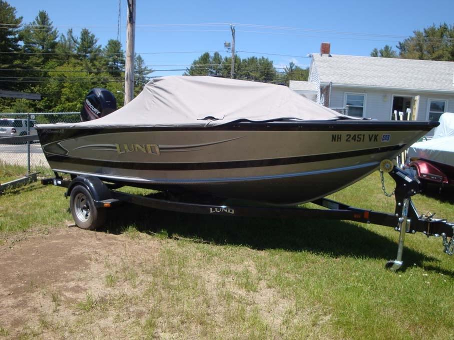 2014 used lund 1775 crossover xs1775 crossover xs ski and for Fish and ski boats for sale