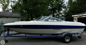 Used Stingray 205 LX Bowrider Boat For Sale