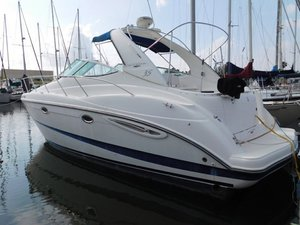 Used Maxum 3500 Sport Yacht Cruiser Boat For Sale