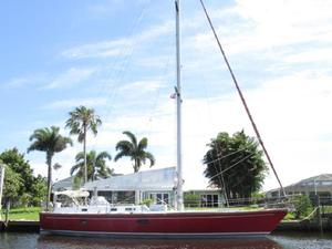 Used Custom Damien (michel Joubert Design) Sloop Sailboat For Sale