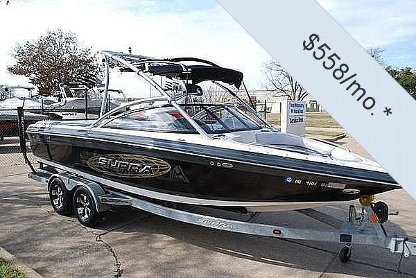 Used Supra 22 Launch SSV Ski and Wakeboard Boat For Sale