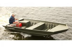 "New Alumacraft MV 1448-20"" Jon Boat For Sale"