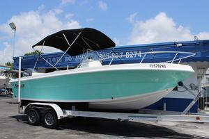 Used Angler 204 Center Console Center Console Fishing Boat For Sale