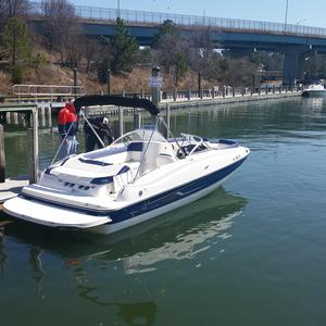 Used Bayliner 215 Deckboat Passenger Boat For Sale