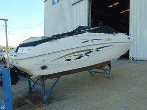 Used Rinker 232 Captiva Cuddy Cruiser Boat For Sale