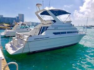 Used Carver Satengo Motor Yacht For Sale