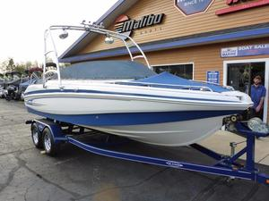 Used Tahoe Q8i Runabout Boat For Sale