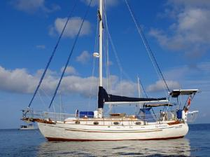 Used Tayana 37 Cruiser Sailboat For Sale