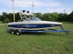 Used Supra 21V Launch SSV Bowrider Boat For Sale