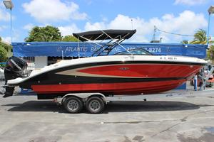 Used Sea Ray 270 Sundeck Outboard Deck Boat For Sale