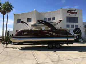 New Bennington 25 QX Pontoon Boat For Sale