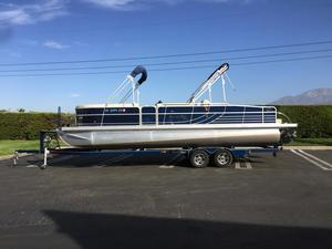 Used South Bay 728 SL Pontoon Boat For Sale