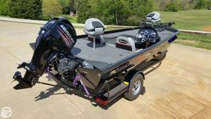 Used Triton 17TX Bass Boat For Sale