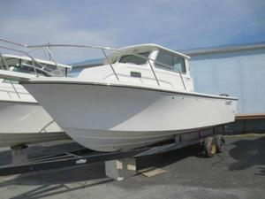New Parker Boats 2520 XLD Sport Cabin Sports Fishing Boat For Sale