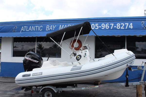 Used Caribe DL 12 Dinghie Boat For Sale