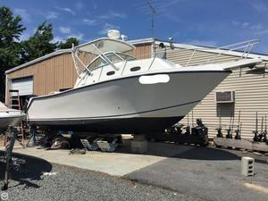 Used Mako 293 Walkaround Fishing Boat For Sale