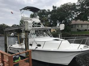 Used Pro Sport 2860 Power Catamaran Boat For Sale