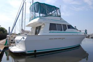 Used Mainship 35 Convertible Cruiser Boat For Sale