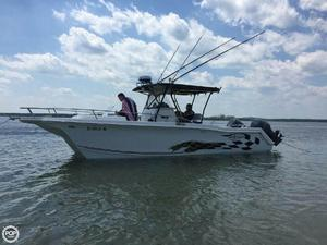 Used Pro Sport 2860 Kat Tournament Edition Power Catamaran Boat For Sale