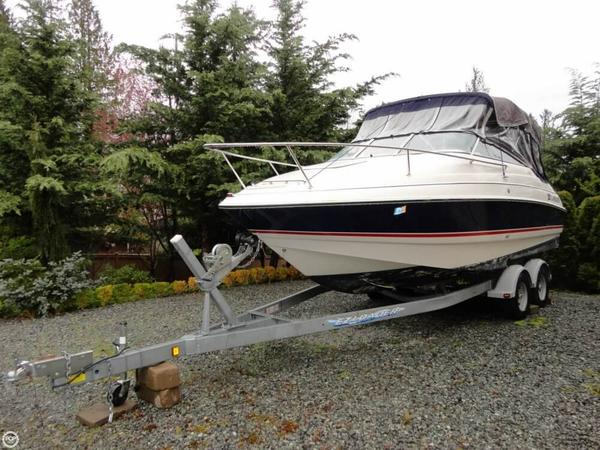 Used Larson 220 Cabrio Express Cruiser Boat For Sale