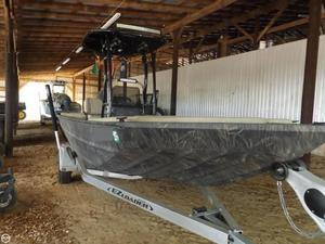 Used Alweld 21 Aluminum Fishing Boat For Sale