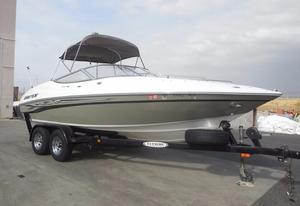 Used Ebbtide 2100 SS FC O/B Bowrider Boat For Sale