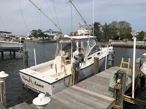 Used Albemarle 285 Express Fisherman Sports Fishing Boat For Sale
