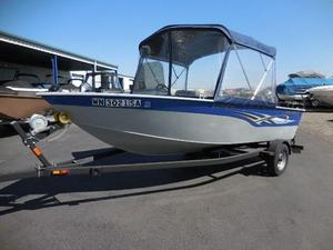 Used Smokercraft 16 Lodge Aluminum Fishing Boat For Sale