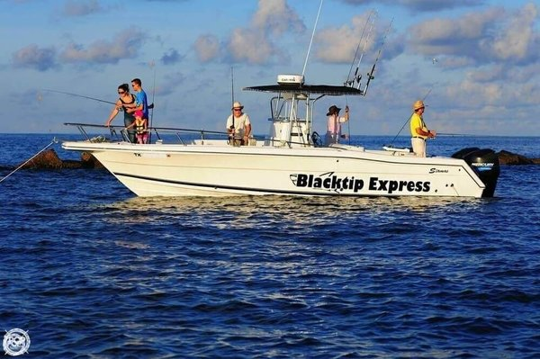 Used Stamas 290 Tarpon Center Console Fishing Boat For Sale
