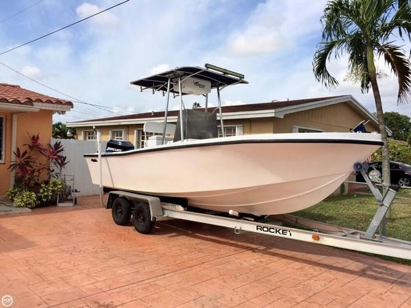 Used Mako 21 Center Console Fishing Boat For Sale